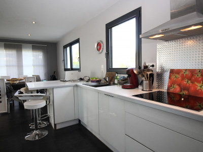 Maison de 110 M²  et son  terrain de 2600 m²-2