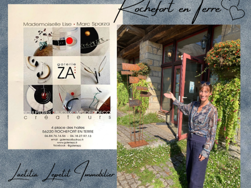 La Galerie ZA, à visiter ABSOLUMENT !!!