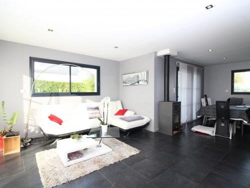 Maison de 110 M²  et son  terrain de 2600 m²