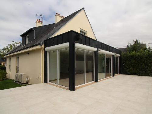 Maison de 205 m² entièrement rénovée, sur terrain de 645 m², Vannes